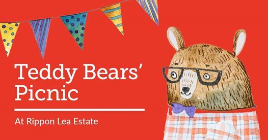 Teddy Bears' Picnic 2019