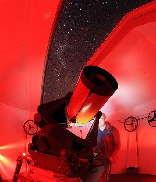 Telescope,at,Perth,Observatory