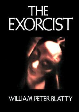 the exorcist, novel, cover