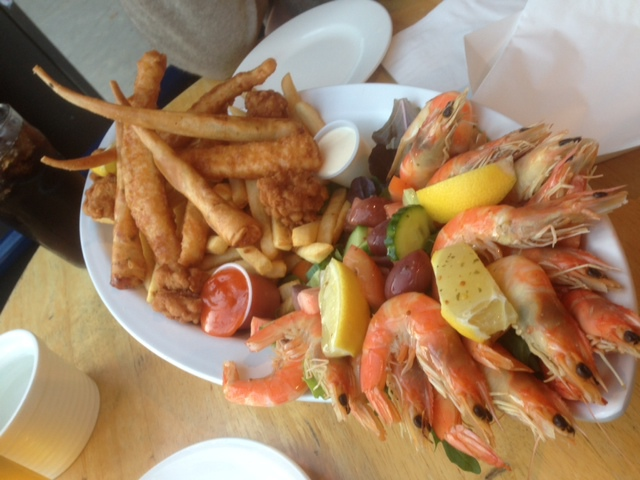 The Seafood Basket