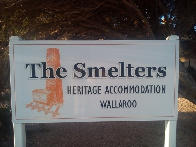 The Smelters, Accommodation, Wallaroo, foreshore, Office Beach Wallaroo