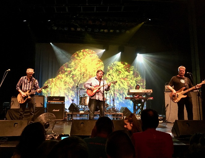 The Sunyboys, Enmore Theatre, Jeremy Oxley, Concert, music, Australian band, Sydney