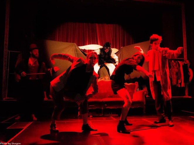 The Tempest, Fingerless Productions, The Giant Dwarf Theatre, Sydney Independent Theatre, margin=
