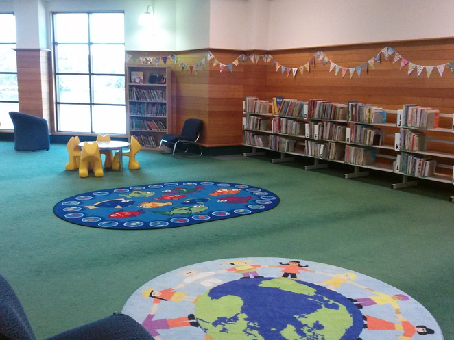 Tuggeranong Library storytime, Canberra, ACT Libraries