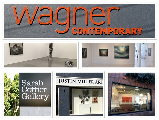 Wagner Contemporary, Justin Miller Art, Australian Galleries, Sarah Cottier Gallery, art for sale, paddington