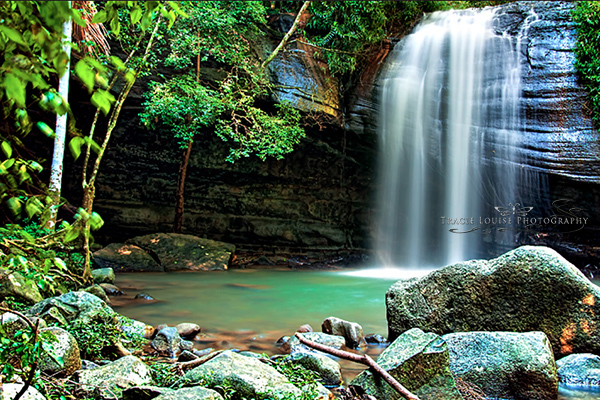 Photographing Waterfalls In South East Queensland Queensland