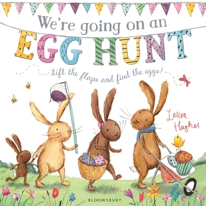 We're Going on an Egg Hunt.