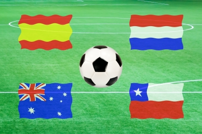 World cup in Perth