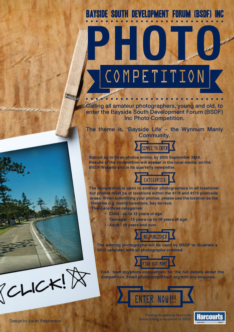 'Bayside Life' photography competition