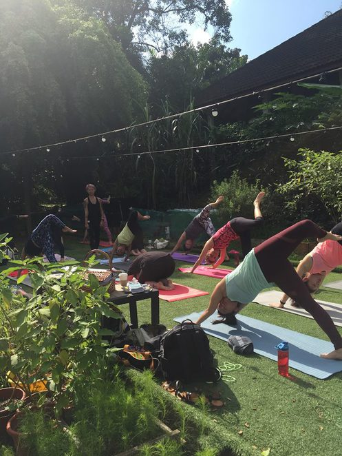 Yoga, Free, Weekend, Fun, Family, Sports, Event, Singapore, where to go?