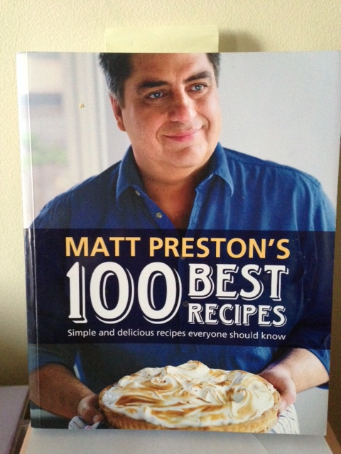 100 best recipes matt preston