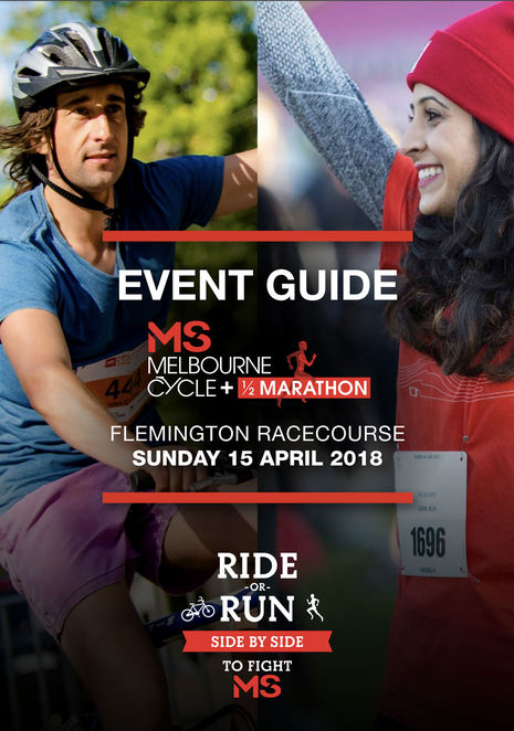 2018 ms melbourne cycle and half marathon, flemington racecourse, fun run, fun walk, cycling event, community event, fun things to do, fundraiser, charity, ms awareness, cycling courses, bike riders, health and fitness, multiple sclerosis event, flemington rose gardens, melbourne showgrounds
