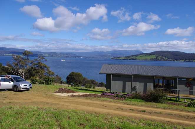 bruny island bed and breakfast