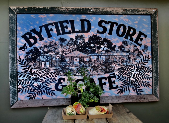 Byfield Store and Cafe