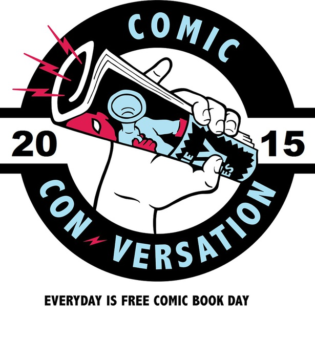 comic con-versation 2015 comics novels art illustration writing workshops talks exhibition