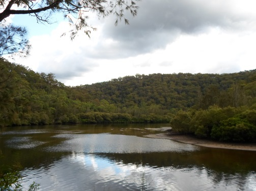 crosslands reserve, berowra, hornsby heights