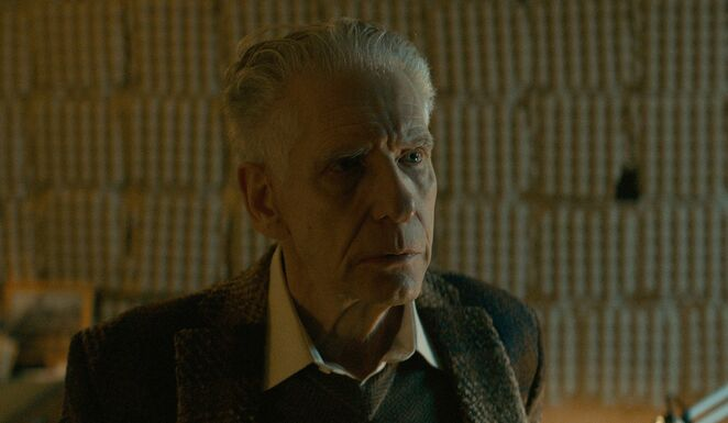 Disappearance at Clifton Hill, David Cronenberg, film review