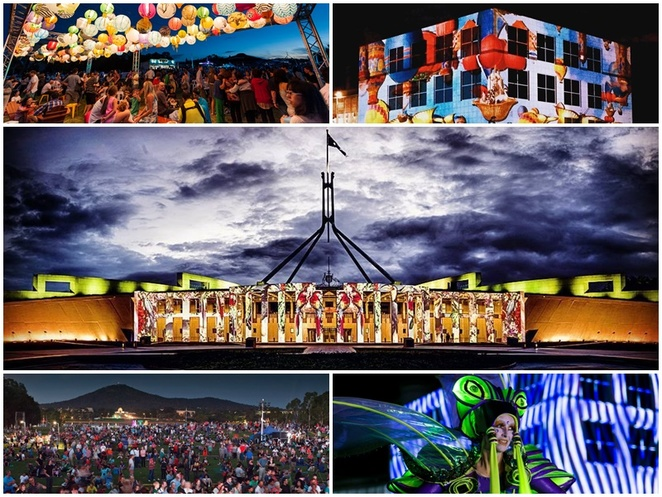 enlighten festival, canberra, best events, best festivals, ACT, 2018, 2019, 2020, ACT events, enlighten festival, enlighten, events,