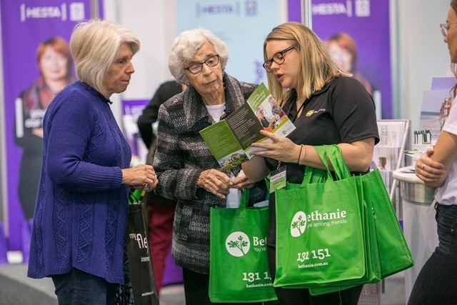 expo,aged,care