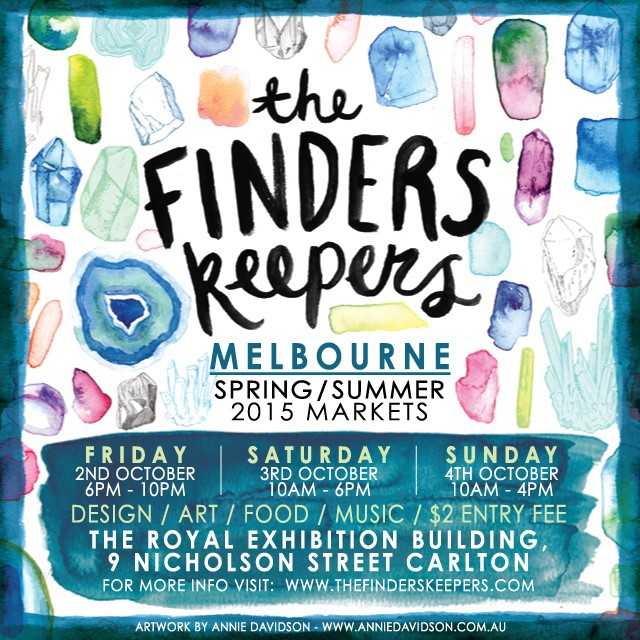 Finders Keepers, Finders Keepers Melbourne, long weekend, public holiday, Melbourne market