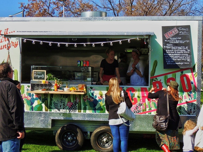 fork on the road, food trucks, activities for kids, riverbank precinct, cargo food van, buffalo wings, elder park, adelaide oval, chicken and waffles, three sisters