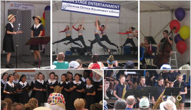 Glennie School Fair 2017 performances