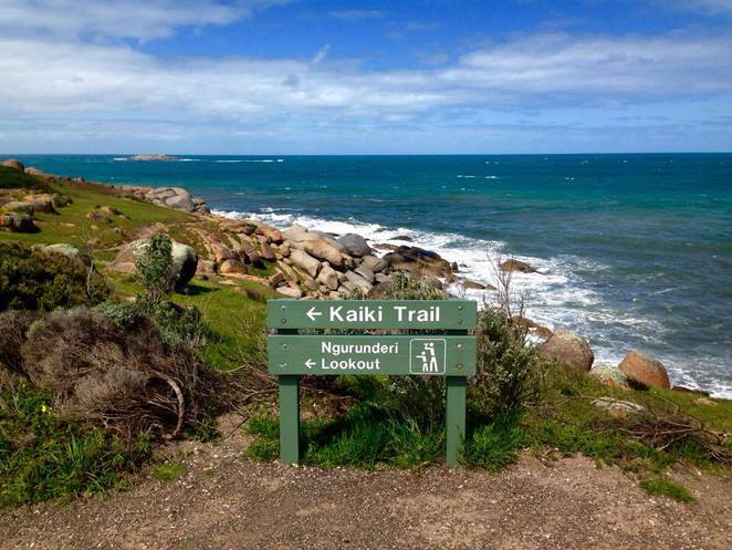 granite island trail kaiki south australia victor harbor photography