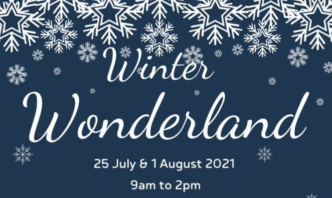 Haig Park Markets, winter wonderland market braddon, Haig Park winter market, Christmas in July Canberra, winter events Canberra, what to do in winter in Canberra