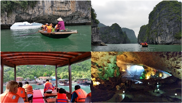 halong bay, vietnam, signature cruise