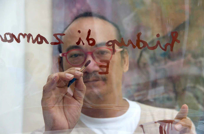 Heri Dono, STPI, Wayang Kulit, contemporary arts, Top Indonesian artist, modern art, Art gallery Singapore, Zaman Edan
