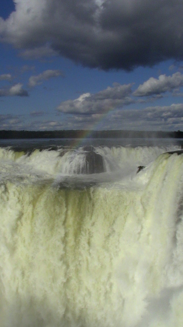 iguazu falls, the devil's throat, iguazu falls national park,