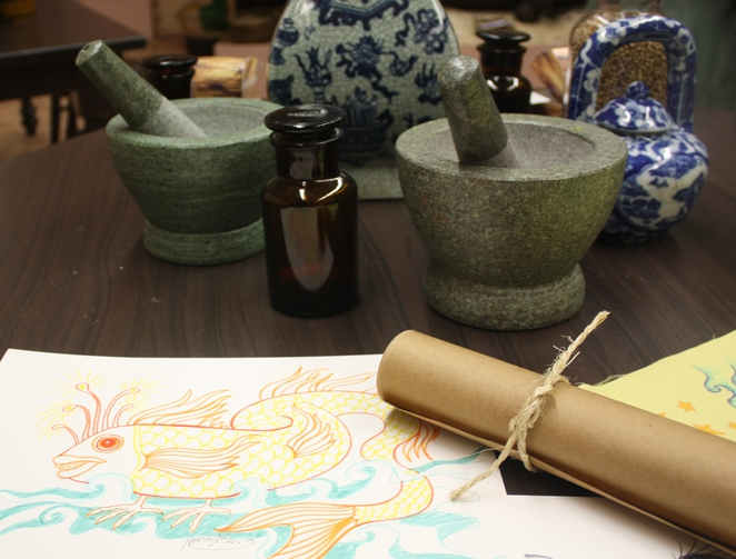 Things to make and take home, Art Gallery of SA – Photo by Jenny Esots
