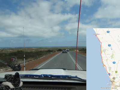 Indian, Ocean, Drive, Mid West, Coral Coast, Cervantes, Lancelin, Geraldton, Wedge