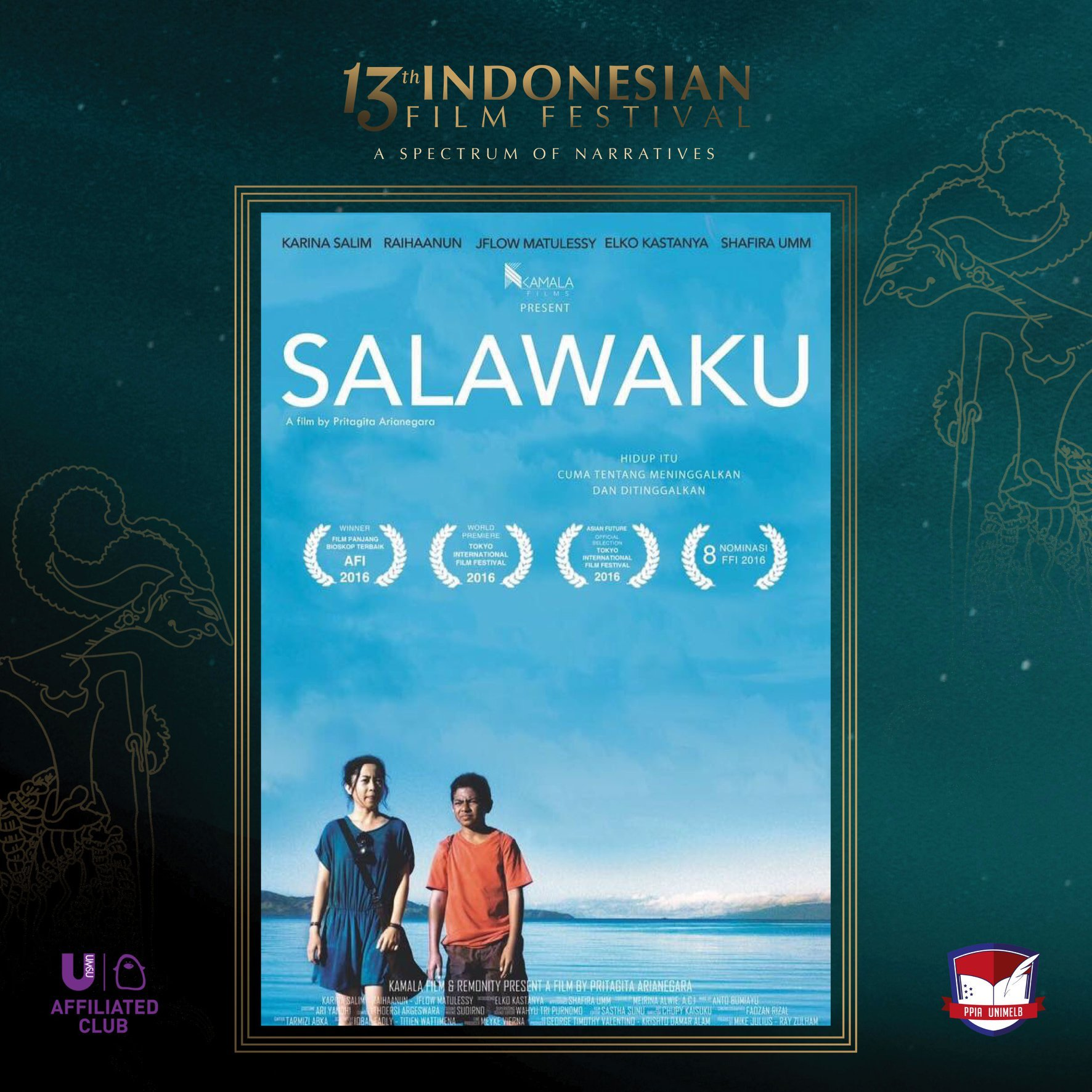 13th Indonesian Film Festival 2018 - Melbourne - by Jen