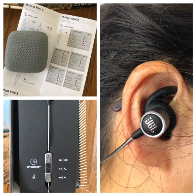 JBL, electronics review, reflectmini2, headphone, sport headphones, running wear, lilbusgirl review, bluetooth connectivity, wireless, designed for movement
