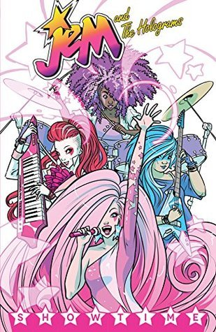 jem, jem and the holograms, cartoons, lesbian, comics with lesbian characters, Stormer and Kimber, comics