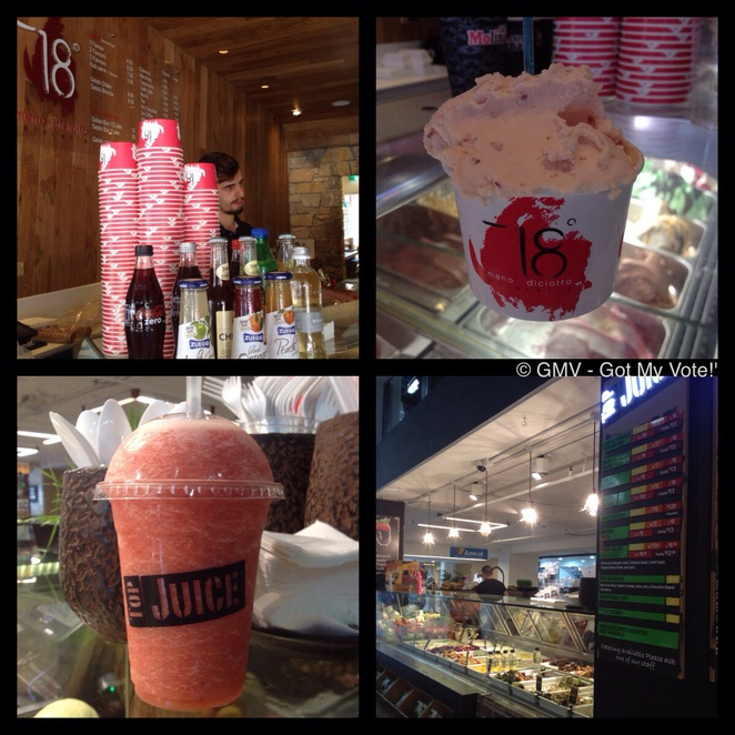 Juice, Frappe, Fruits, Watermelon, Dessert, Gelato, Fresh, Ice