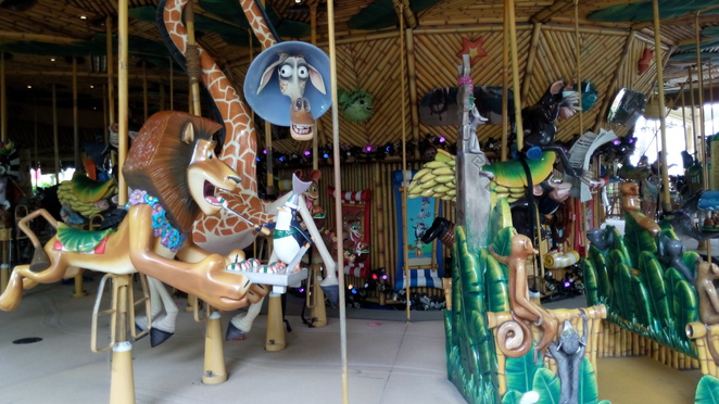 King Julien's Party-Go-Round