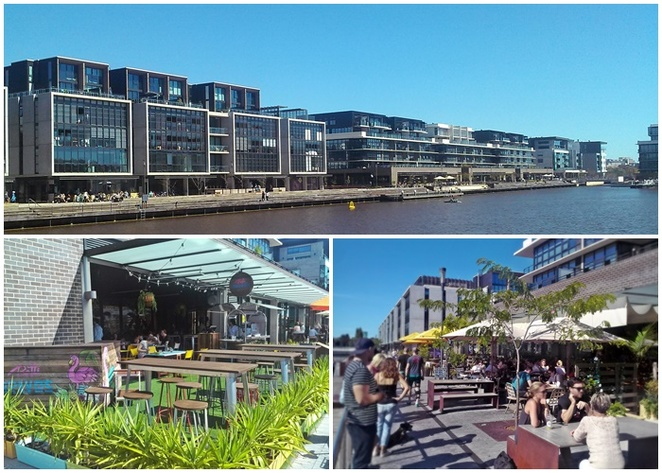 kingston foreshore, outdoor dining, summer, outside, el fresco, canberra, ACT, water views, lake burley griffin,