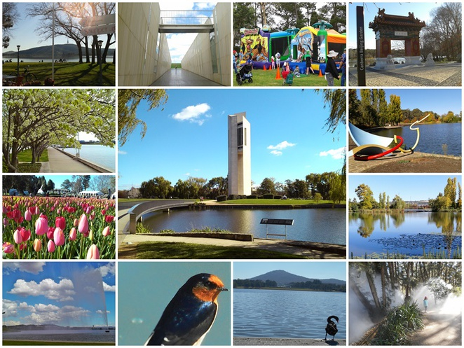 lake burley griffin, canberra, kids, families, children, family friendly, activities, what to do,