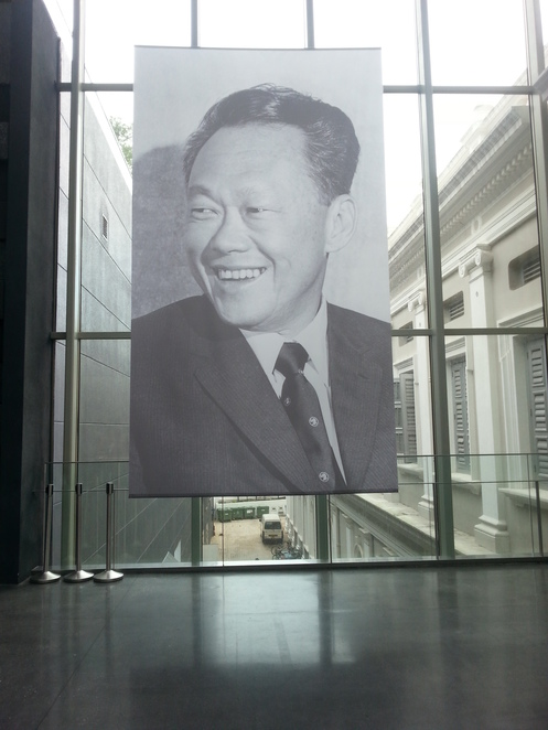 Lee Kuan Yew, SG50, singapore founding father, in memoriam, ilight marina
