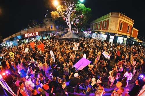 Leederville,carnival,by,night