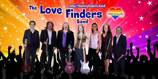 Love,Finders,Band