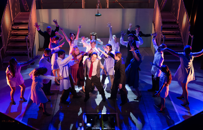 manly musical society, jekyll and hyde, musical theatre, manly