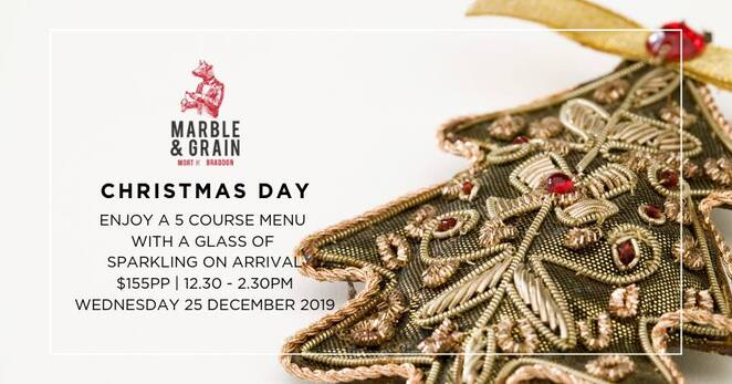 marble and grain, christmas day lunch, 2019, 20120, canberra, couples, no kids, xmas, events, whats on, ACT,