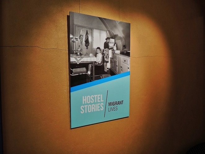 migration museum, museum, adelaide, south australia, history, migrants, free, exhibition, hostel, lives
