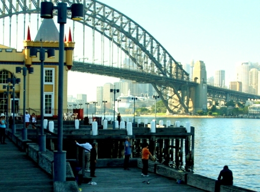 milsons point, kirribilli, lavender bay, sydney harbour, foreshore walk, luna park, north sydney, whiteley, barton, bradfield
