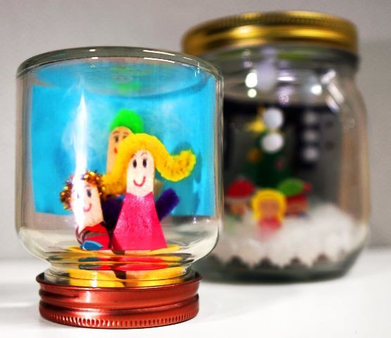 mob-kids-Christmas-craft, jolly jars, jar,