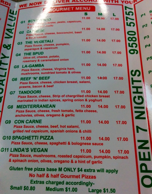 Mordi, Mordi Pizza and Pasta, Gourmet, Gourmet Pizza, Gourmet Italian, Mordialloc, South East suburbs