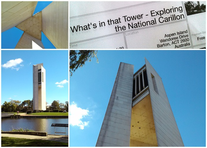 national carillon, canberra, ACT, tours, heritage festival, christmas concert, carillons, music, carillonist, lake burley griffin,